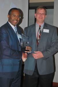 honoree award
