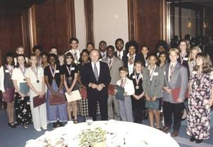 Carson Scholars Fund Anniversary Pic