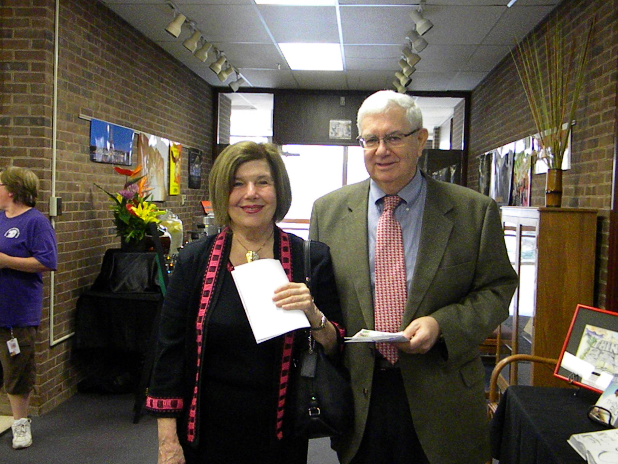 Louis and Phyllis Friedman