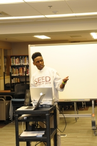 SEED student