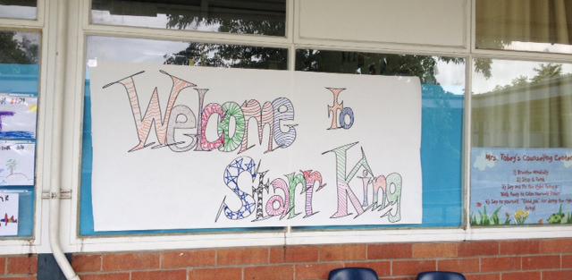 Star King banner
