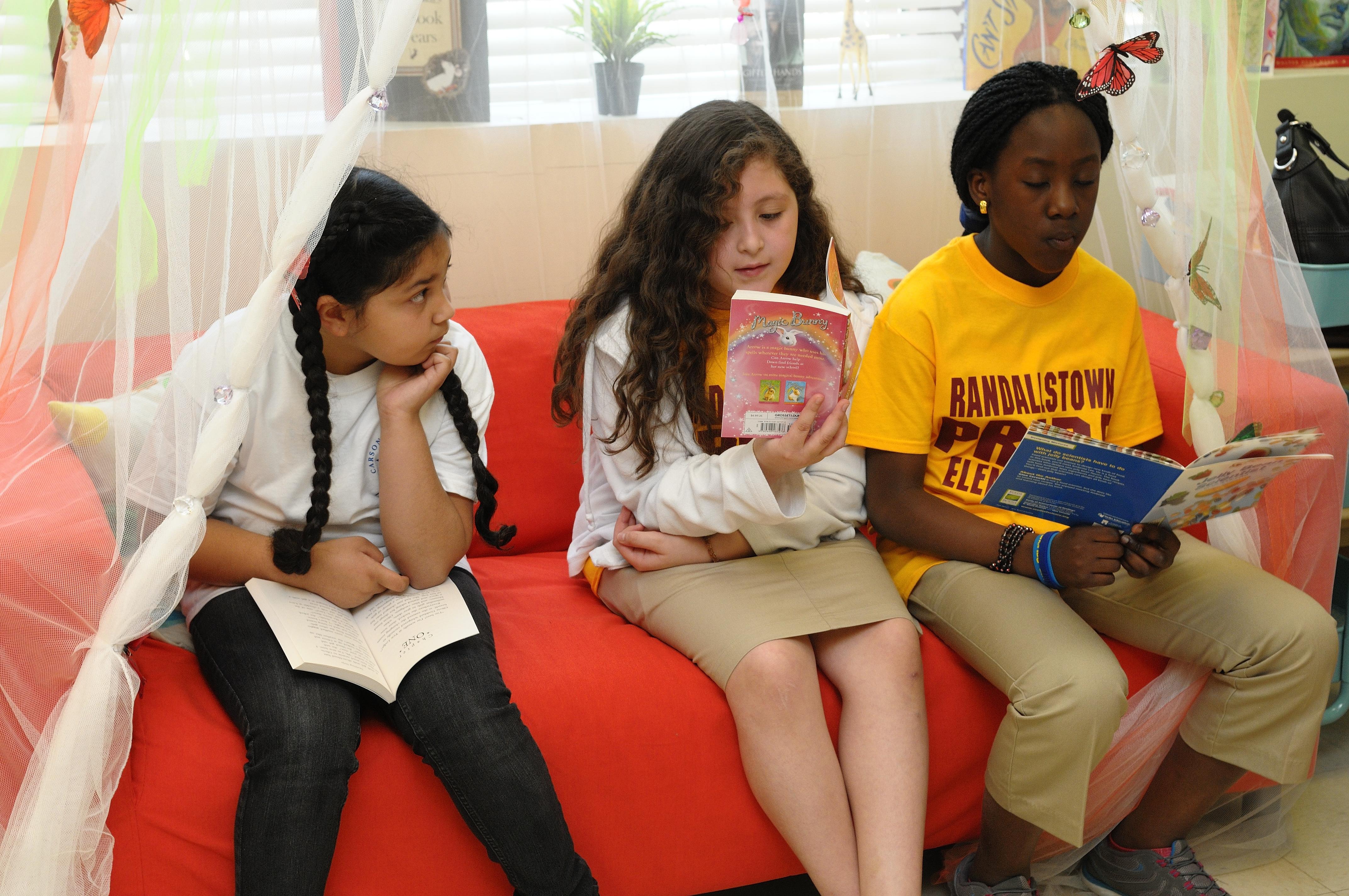 Randallstown Elementary School Carson Scholars Fund