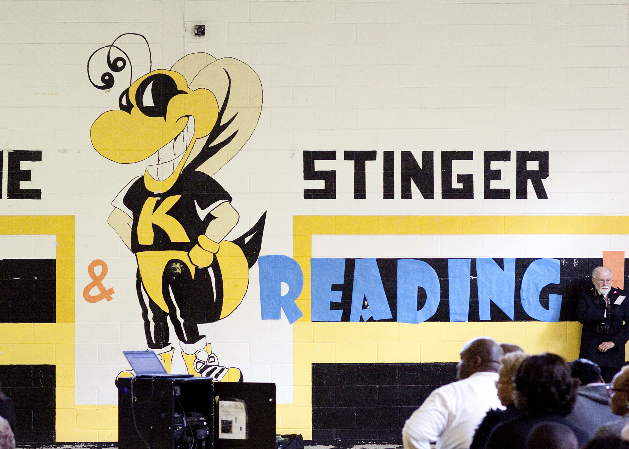 stinger reading