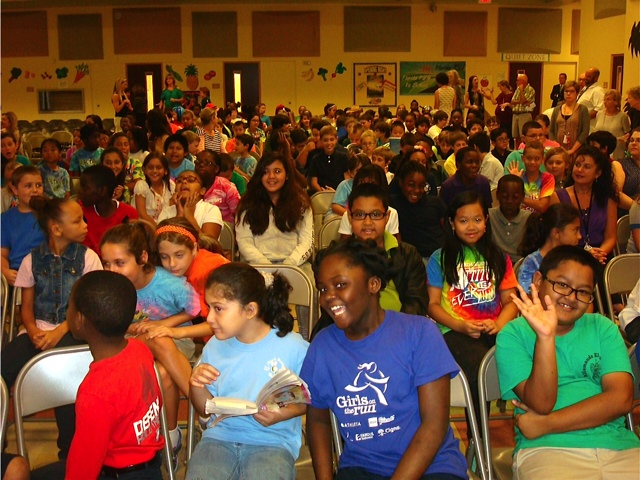Allamanda Elementary School Carson Scholars Fund