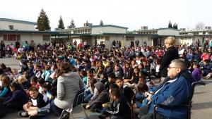 Assembly at E I Baker II