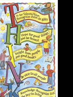 ThinkBig Bookmark-Web
