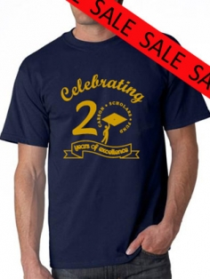 20th Anniversary T-Shirt SALE